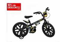 69dd6be83 Bicicleta Status Belissima Aro 16 - Bicicleta Infantil - Casa das ...
